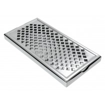 Stainless Steel Drip Tray 305mm x 152mm