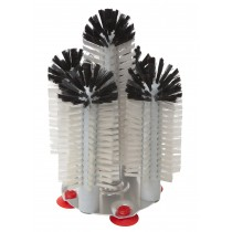 Glass Washer -  5 Brush Head Set