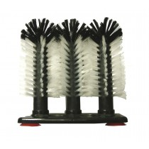 Glass Washer -  3 Brush Head Set