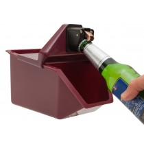 Under Counter Bottle Opener & Catcher