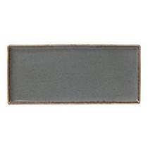 Porcelite Seasons Storm Rectangular Platter 35 x 15.5cm