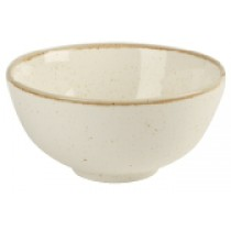 Porcelite Seasons Oatmeal Rice Bowl 13cm
