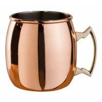 Mezclar Moscow Mule Copper Mug 500ml