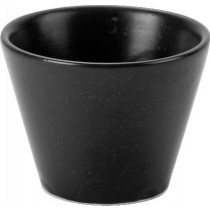 Porcelite Seasons Graphite Conic Bowls 5cl