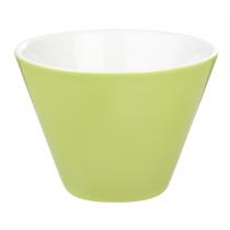 Porcelite Green Conic Bowl 12cm