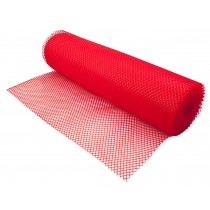 Sani-Dry Shelf Liner 10mtr Red