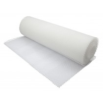 Sani-Dry Shelf Liner 10mtr White