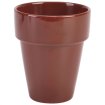 Terracotta Plant Pot 10.5 x 12.5cm 17.5oz