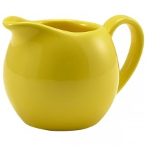 Milk Jug Yellow 14cl 5oz