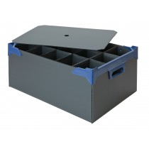 Pint Glass Storage Box 15 Compartment