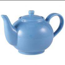 Teapot Blue 15.75oz