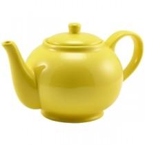 Teapot Yellow 85cl 30oz