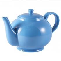 Teapot Blue 30oz