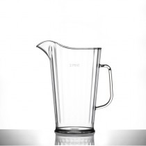 Elite Plastic Polycarbonate Jug LCE Marked @ 2 Pint