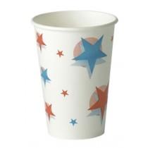 Star Design Paper Cups 7oz / 180ml