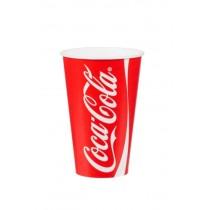 Coca Cola Paper Cups 12oz / 300ml
