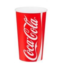 Coca Cola Paper Cups 22oz / 500ml