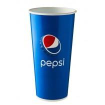 Pepsi Paper Cups 22oz / 500ml