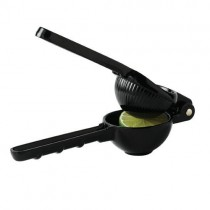 Lime Squeezer Black Zinc Alloy