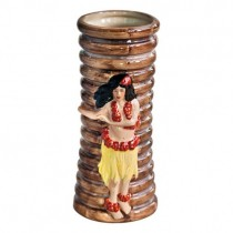 Hula Girl Tiki Mug 32cl 11.25oz