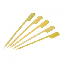 Bamboo Paddle Skewers 10.5cm