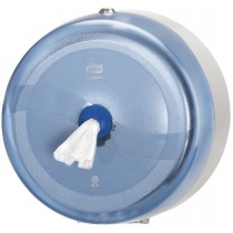 Tork SmartOne® Wave Toilet Roll Dispenser Blue