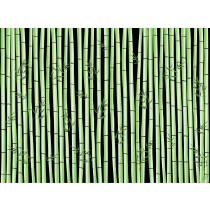 Bamboo Print Paper Placemat