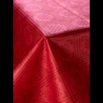 Tork Red Wipeable Table Slipcovers 90x90cm