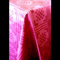 Wipeable Burgundy Slipcover 90x90cm