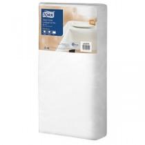 Tork Linstyle White Linen Feel Table Slipcover 90 x 90cm