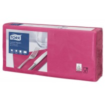 Bright Pink Lunch Napkin 33cm 2ply