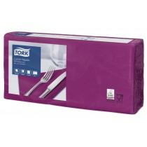 Tork Purple Lunch Napkin 33cm 2Ply