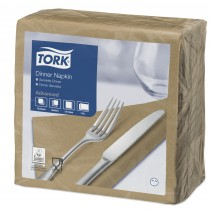 Tork Biscuit Dinner Napkins 39cm 2ply