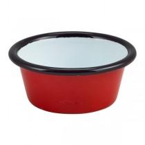 Enamel Ramekin Red 8 x 3.2cm