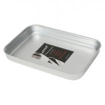 Genware Aluminium Baking Dish 37 x 26.5 x 7cm