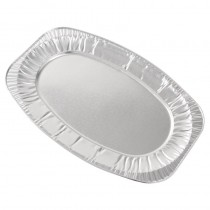 Disposable Foil Platters 14inch / 35cm