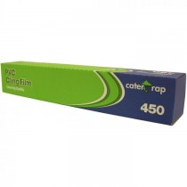 Caterwrap Catering Cling Film PVC 450mm
