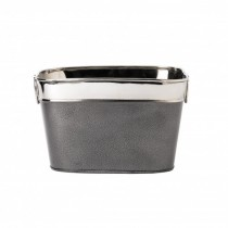 Artis Powder Coated Champagne Bucket Grey 35 x 35 x 22cm Artis Powder Coated Champagne Bucket Grey 35 x 35 x 22cm Artis Powder Coated Champagne Bucket Grey 35 x 35 x 22cm Artis Powder Coated Champagne Bucket Grey 35 x 35 x 22cm