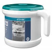 Tork Reflex Portable Dispenser and Blue Roll Starter Pack