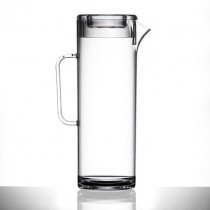 Elite 1.7 Litre Tall Polycarbonate Jug with Lid