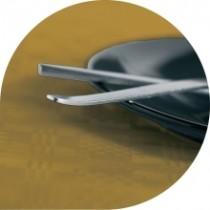 Dispotex Metallic Gold Banquet Roll 45gsm 8m