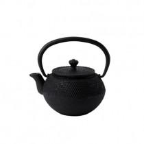 Akita Cast Iron Teapot Black with Filter 35ltr / 12.3oz
