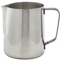Stainless Steel Conical Open Jug 90cl / 32oz