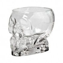 Tiki Skull Medium Glasses 70cl 24.75oz