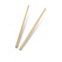 Disposable Wooden Stirrers 5.5 Inch