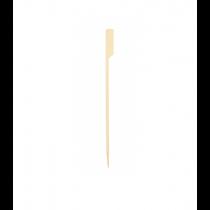 Bamboo Gun Shaped Picks 3.5inch / 9cm