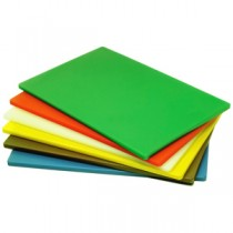 Colour Coded Chopping Boards 1/2inch Set