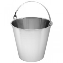 Swedish Stainless Steel Bucket 12ltr