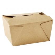 No 1 Kraft Leak-Proof Food Carton 26oz