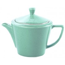 Porcelite Seasons Sea Spray Conic Teapot 50cl / 18oz